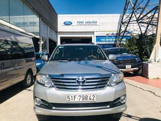 Cần bán lại xe Toyota Fortuner sản xuất năm 2016 còn mới