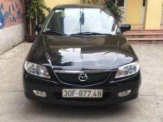 Cần bán Mazda 323 đời 2004, màu đen, 125tr