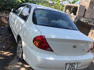 Cần bán Kia Spectra sản xuất 2005, màu trắng, nhập khẩu còn mới, giá chỉ 105 triệu