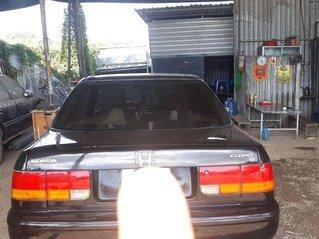 Cần bán gấp Honda Accord năm 1992, màu đen, nhập khẩu nguyên chiếc chính chủ, giá tốt
