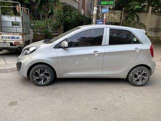 Cần bán Kia Morning Van sản xuất năm 2014, màu bạc, xe nhập, giá 236tr