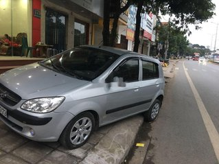 Cần bán Hyundai Getz năm sản xuất 2009, màu bạc, nhập khẩu số sàn