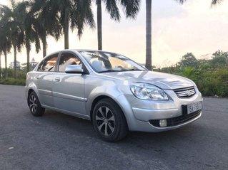 Bán ô tô Kia Pride sản xuất năm 2008, màu bạc, nhập khẩu