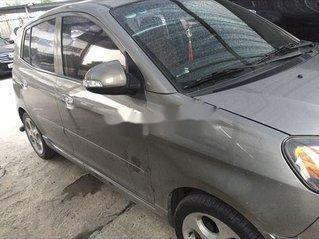 Cần bán Kia Morning sản xuất năm 2008, màu xám, nhập khẩu