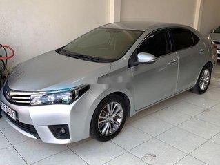 Bán ô tô Toyota Corolla Altis năm 2014, màu bạc số sàn, giá chỉ 465 triệu