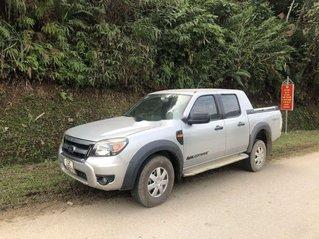 Cần bán Ford Ranger năm 2010, màu bạc, xe nhập chính chủ