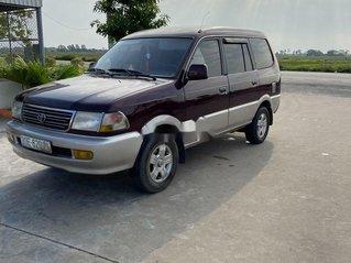 Bán Toyota Zace năm sản xuất 2002 còn mới