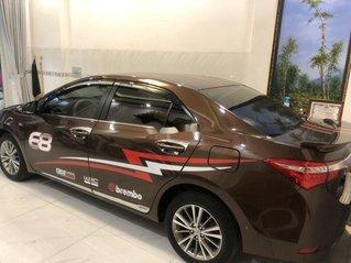 Chính chủ bán Toyota Corolla Altis sản xuất năm 2016, màu nâu