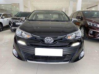 Xe Toyota Vios 1.5G CVT đời 2018, màu đen, giá chỉ 505 triệu