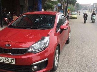 Cần bán Kia Rio đời 2015, màu đỏ, nhập khẩu chính chủ