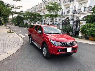 Cần bán lại xe Mitsubishi Triton năm 2019, màu đỏ số sàn