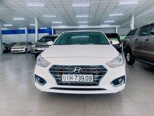 Bán xe Hyundai Accent đời 2020, màu trắng số tự động, 545tr