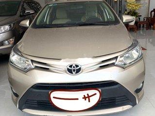 Cần bán lại xe Toyota Vios sản xuất 2016 còn mới, giá tốt
