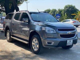 Bán ô tô Chevrolet Colorado năm sản xuất 2016, màu xám