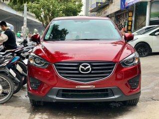 Bán nhanh Mazda CX 5, sản xuất 2016, màu đỏ, xe đẹp như mới