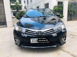 Hàng đẹp Toyota Altis sản xuất 2014, biển HN, chạy 63.000 km zin, xe đẹp xuất sắc