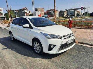 Xe Toyota Yaris sản xuất 2017, màu trắng, xe nhập chính chủ, 475tr