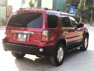 Bán Ford Escape sản xuất 2004, màu đỏ, 185tr