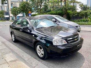 Cần bán xe Chevrolet Lacetti đời 2012, màu đen