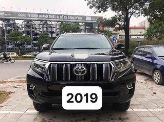 Cần bán Toyota Land Cruiser đời 2019, màu đen, nhập khẩu
