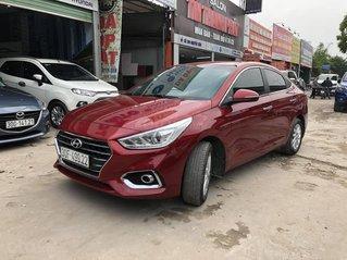 Hyundai Accent 2018 ĐK 2019 MT, màu đỏ