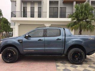 Cần bán xe Ford Ranger 2.2 2013, màu xanh lam