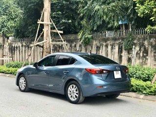 Mazda 3 sản xuất 2016, màu xanh lam còn mới