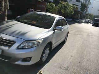 Bán xe Toyota Corolla Altis 1.8 sản xuất 2009, màu bạc giá tốt