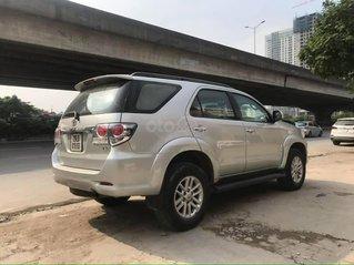 Cần bán xe Toyota Fortuner sản xuất 2013 giá tốt