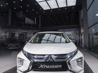Xpander số tự động, xe nhập khẩu giảm 50% trước bạ, xe giao ngay, thủ tục vay đơn giản
