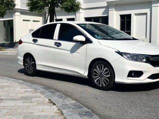 Bán ô tô Honda City năm sản xuất 2017, màu trắng còn mới