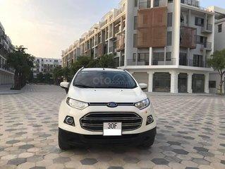 Bán ô tô Ford EcoSport năm sản xuất 2017, màu trắng còn mới, giá tốt