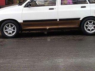 Bán xe Kia Pride 2003, màu trắng, xe nhập
