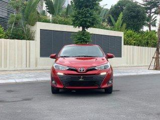Cần bán xe Toyota Vios G 1.5AT 2018, màu đỏ, số tự động