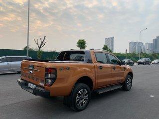 Bán xe Ford Ranger Wildtrak 2.0 Biturbo 2018, dầu 2 cầu