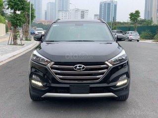 Cần bán xe Hyundai Tucson 1.6 Turbo 2017, đen
