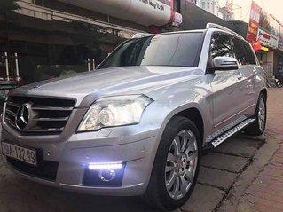 Cần bán gấp Mercedes GLK 300 sản xuất 2009, màu bạc chính chủ