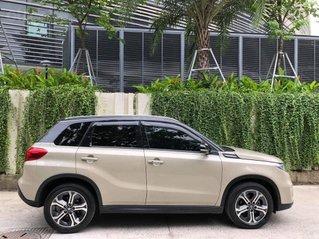 Cần bán Suzuki Vitara 1.6AT nhập Hungary, màu vàng