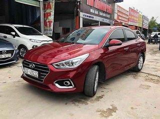 Bán Hyundai Accent sản xuất 2018, màu đỏ