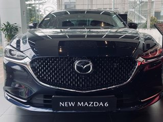[ Giá hot - Mazda Bình Triệu ] New Mazda 6 2020 - Ưu đãi thuế trước bạ 44 triệu
