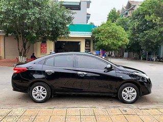 Bán Toyota Vios 2018, màu đen số sàn, giá 409tr