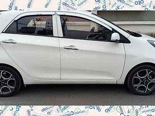 Bán xe Kia Morning sản xuất năm 2011, màu trắng, nhập khẩu