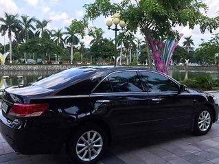 Cần bán xe Toyota Camry đời 2010, màu đen số tự động, giá chỉ 532 triệu