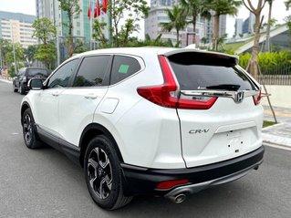Cần bán xe Honda CRV G 2019, màu trắng đi zin 22.000 km