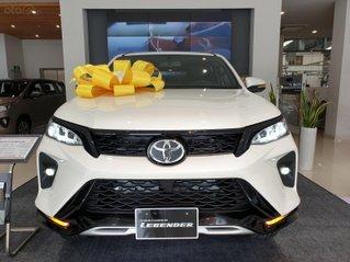 Toyota Tây Ninh - Fortuner 2.4 4X2 Legender. Giao ngay, giá tốt nhất thị trường