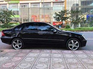 Xe Mercedes C280 năm sản xuất 2005, màu đen, giá chỉ 208 triệu