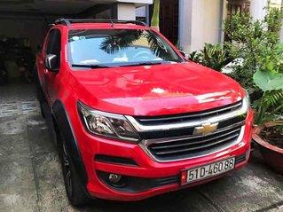 Bán Chevrolet Colorado đời 2018, màu đỏ, nhập khẩu như mới, giá 620tr