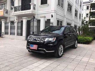Cần bán Ford Explorer đời 2019, màu đen, nhập khẩu nguyên chiếc