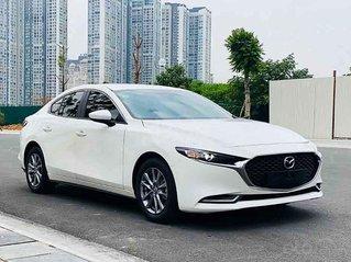 Cần bán lại xe Mazda 3 1.5 Luxury đời 2020, màu trắng