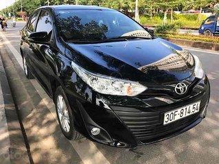 Bán xe Toyota Vios đời 2019, màu đen